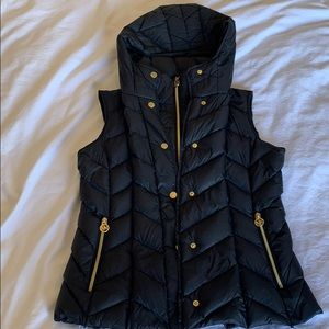 Michael Kors Jackets & Coats - Micheal Kors black vest